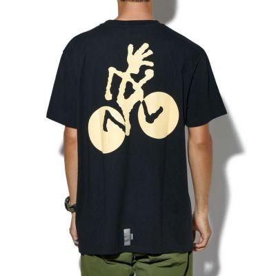 × GRAMICCI CYCLINGMAN TEE Tシャツ