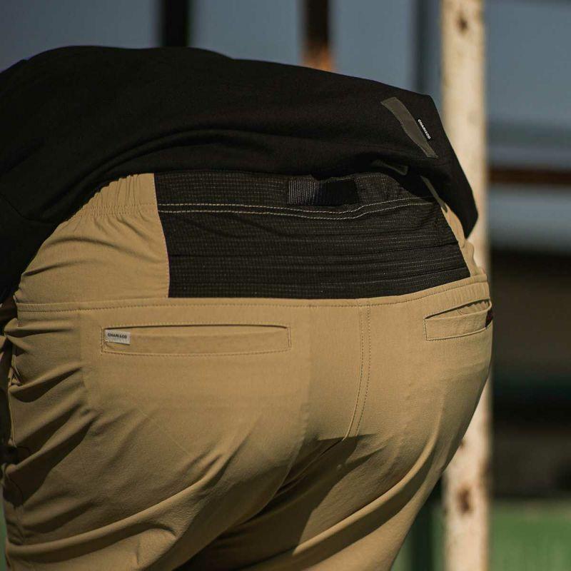 x GRAMICCI ACCORDION PANTS パンツ