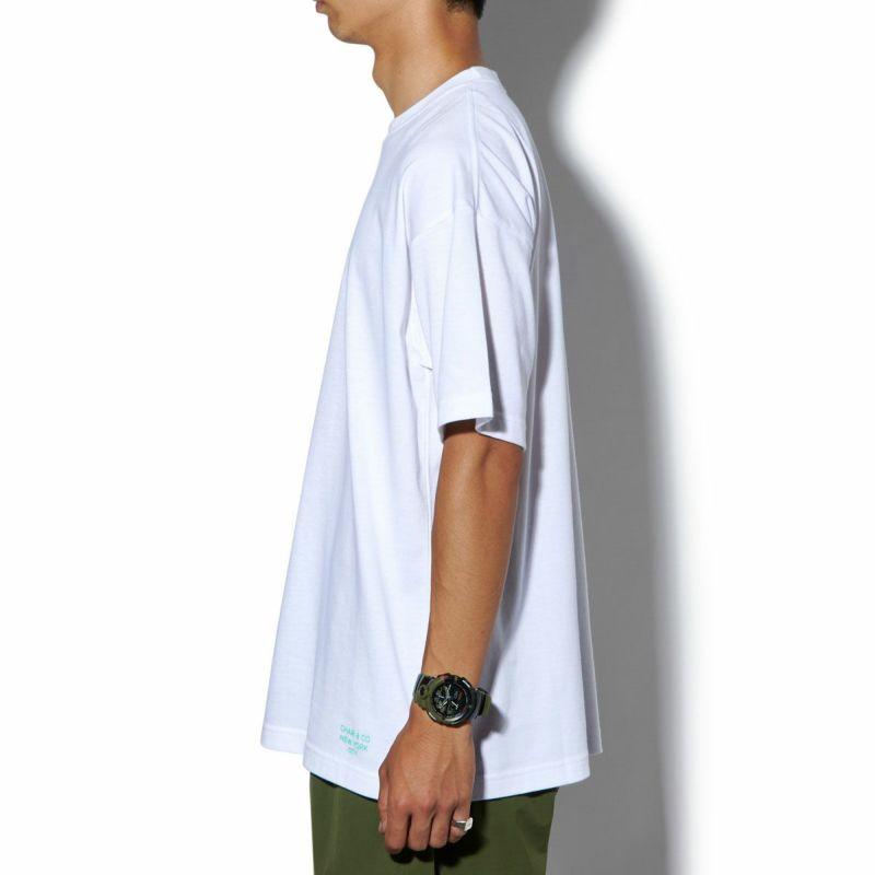 "MINI GOTHAM LOGO TEE ""CTET"" Tシャツ"
