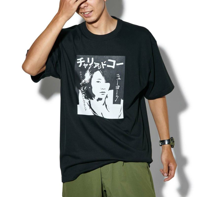 JAPANESE PORN STYLE TEE Tシャツ