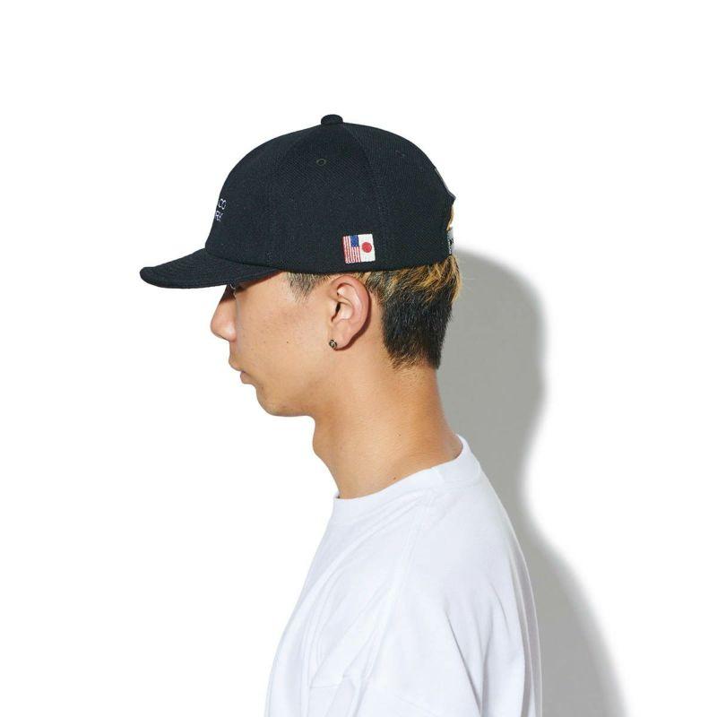 KANOKO GOTHAM LOGO SHORT BRIM 6 PANEL CAP キャップ 帽子