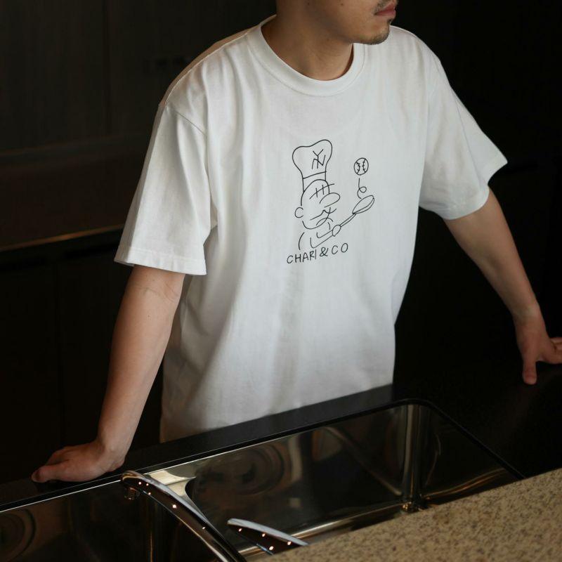 × Ken Kagami NYシェフ TEE Tシャツ