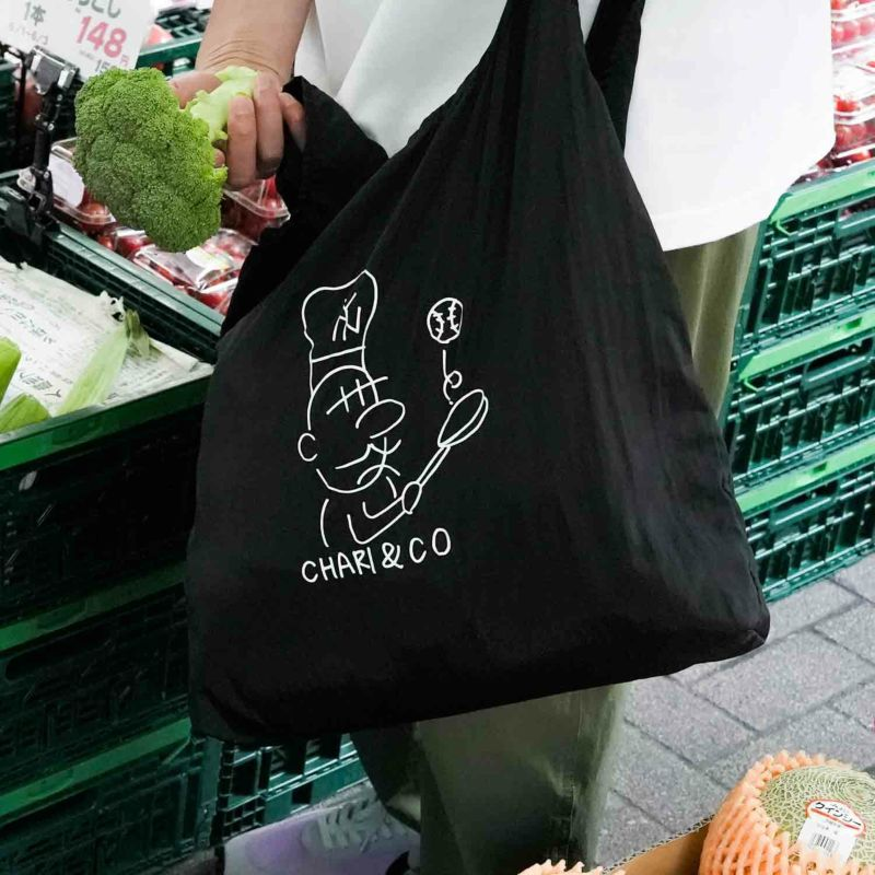× Ken Kagami NYシェフ ECO BAG エコバッグ