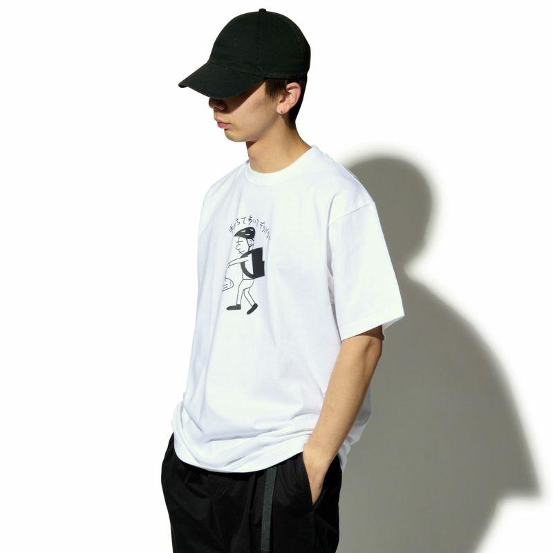 × Ken Kagami 手持ちで歩いて TEE Tシャツ