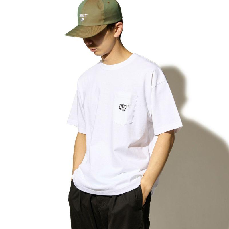PHYSICAL LOGO POCKET TEE Tシャツ