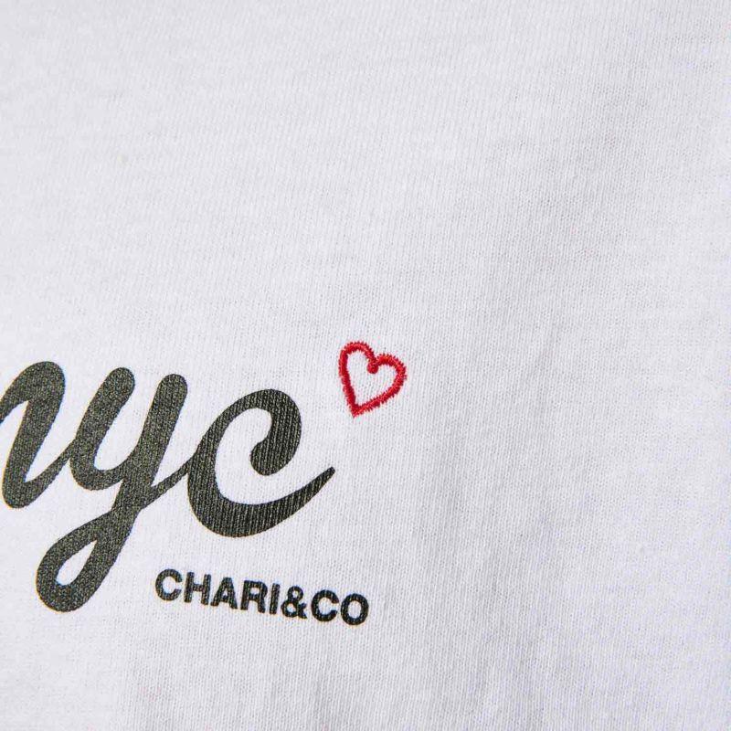NYC LOVE TEE Tシャツ