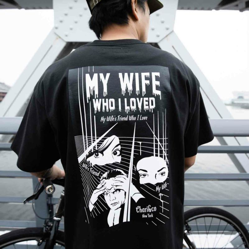 WHAT GOES AROUND COMES TEE Tシャツ