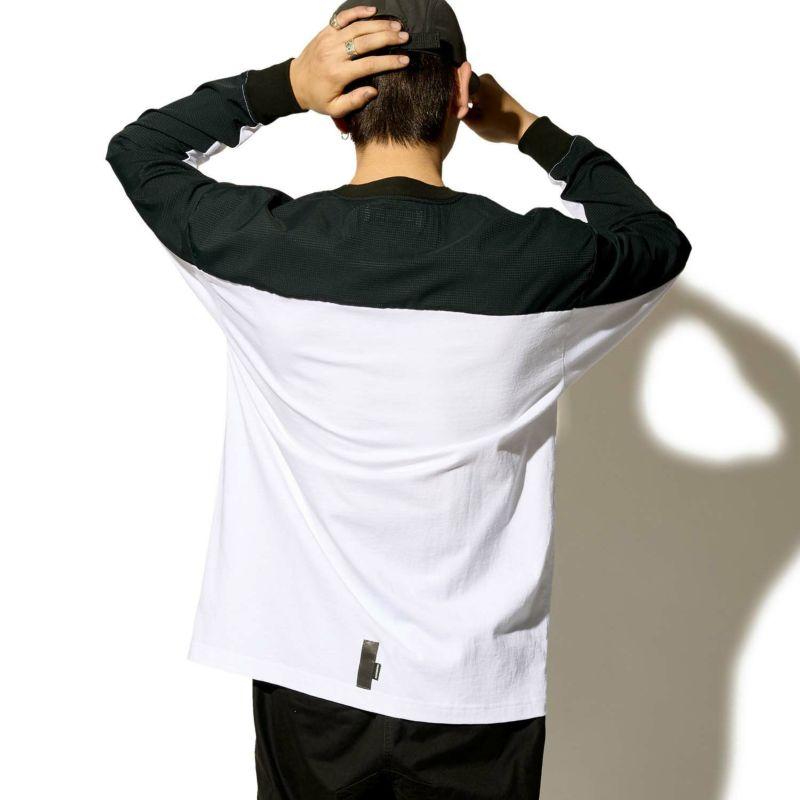 PHYSCAL LOGO MOTO L/S TEE Tシャツ ロンT