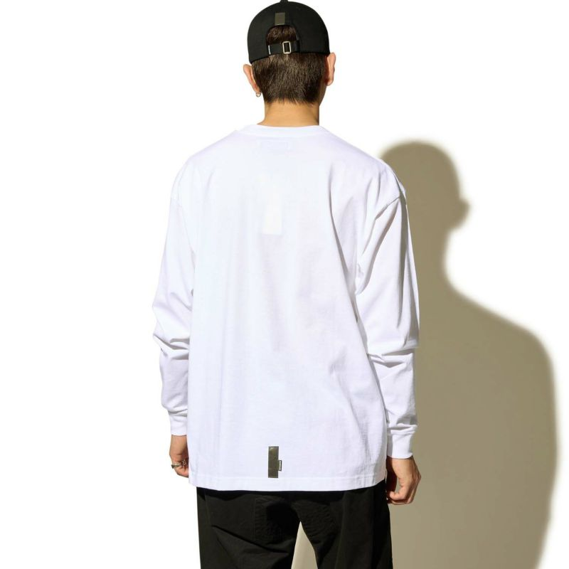 BRIDGE TOUR L/S TEE Tシャツ ロンT