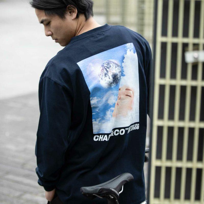 SPIRITUAL COUNSELING L/S TEE Tシャツ ロンT
