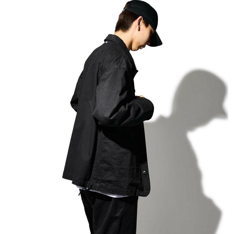 × GRAMICCI WIDE UTILITY JACKET ジャケット