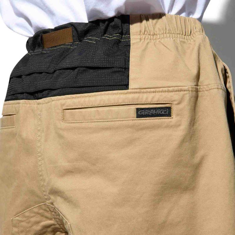× GRAMICCI ACCORDION COTTON PANTS パンツ