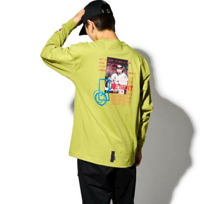 COMMON THING IN SPACE L/S TEE Tシャツ ロンT
