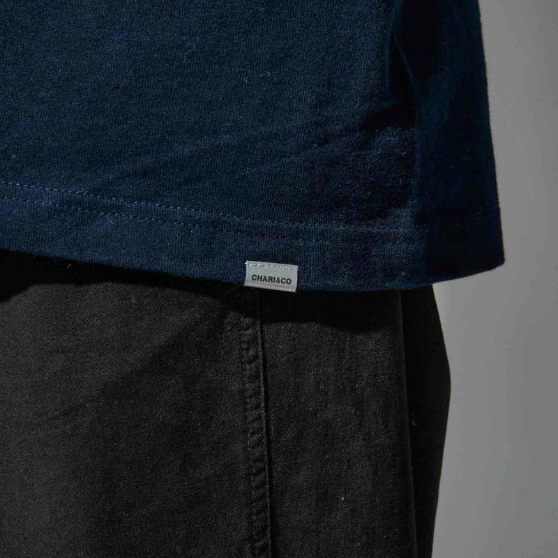 NYC LOVE ON APPLE L/S TEE Tシャツ ロンT