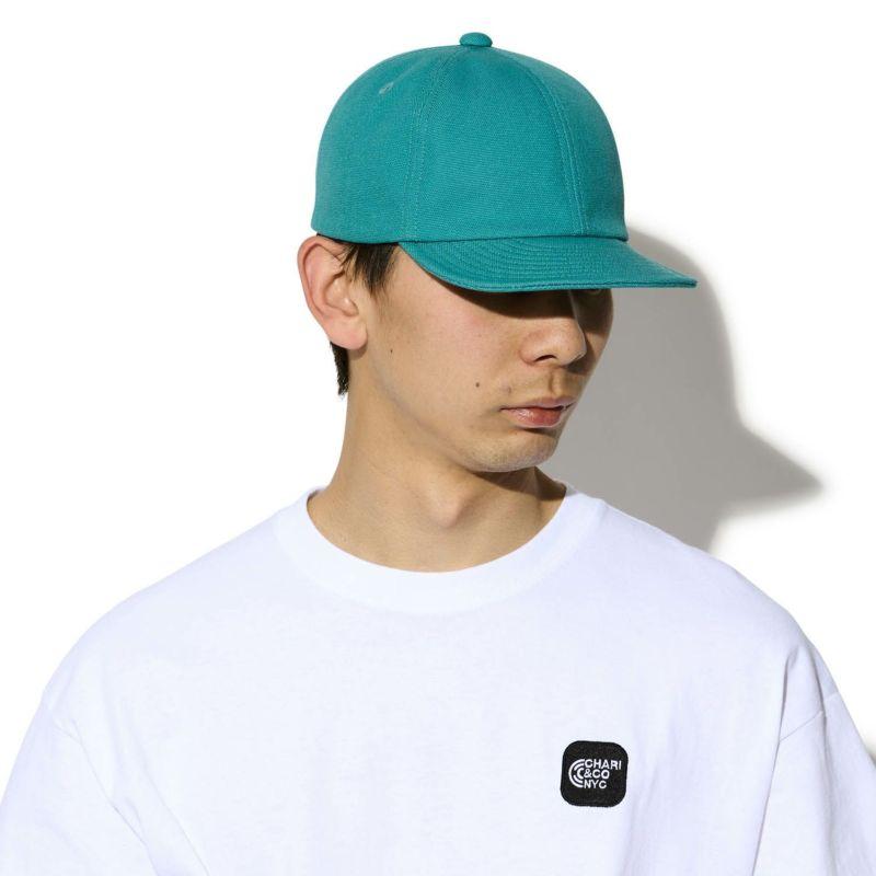 HEAVY COTTON SHORT BRIM CAP キャップ 帽子