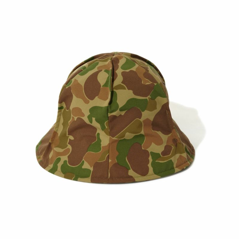 CAMO TULIP HAT キャップ 帽子