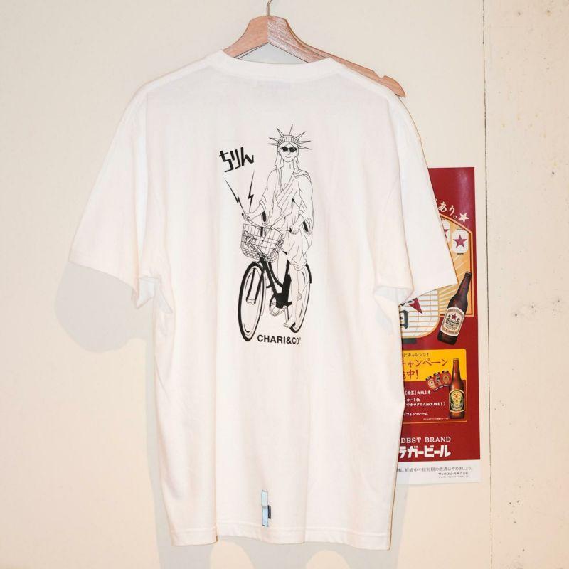 × CHILLIN' TEE Tシャツ